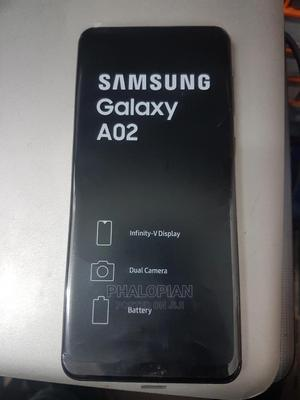 New Samsung Galaxy A02 32 GB Black | Mobile Phones for sale in Addis Ababa, Arada