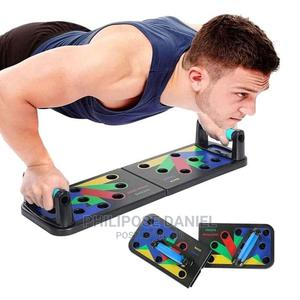 Foldable Push Up Board | Sports Equipment for sale in Addis Ababa, Bole
