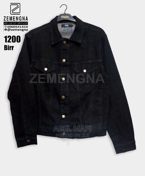 JHL Men's Jeans Jackets | Clothing for sale in Addis Ababa, Yeka