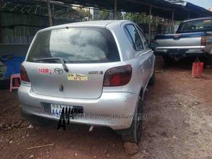 Toyota Yaris 2001 Silver | Cars for sale in Addis Ababa, Nifas Silk-Lafto