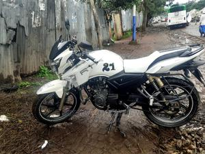 Motorcycle 2014 White   Motorcycles & Scooters for sale in Oromia Region, Adama