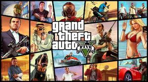 Grand Auto Theft V | Video Games for sale in Addis Ababa, Lideta