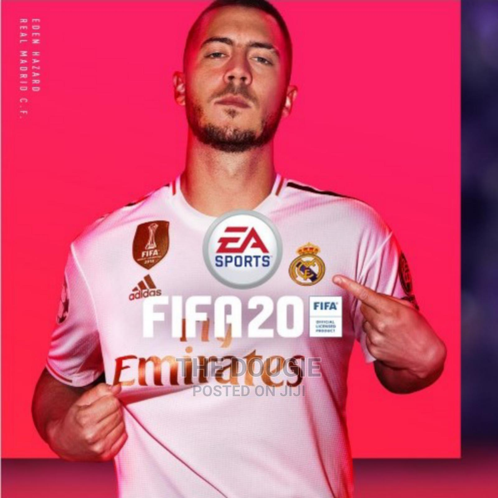 Fifa 18 and Fifa 20 New Bundle Together.   Video Games for sale in Bole, Addis Ababa, Ethiopia
