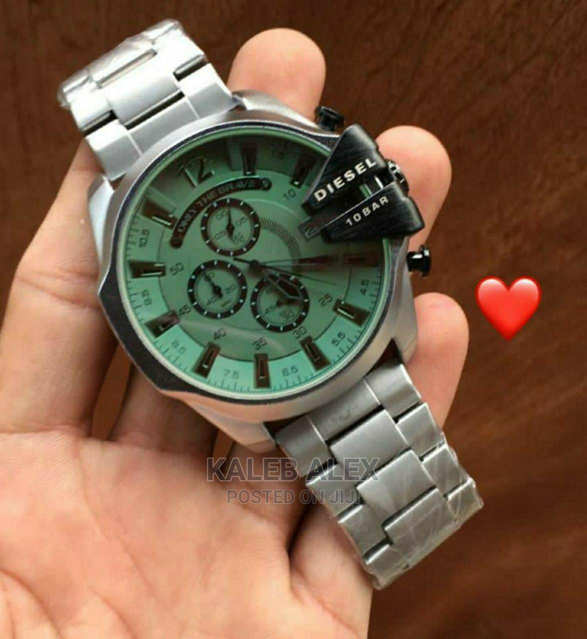 Emporio Armani -diesel- Cartier | Watches for sale in Bole, Addis Ababa, Ethiopia