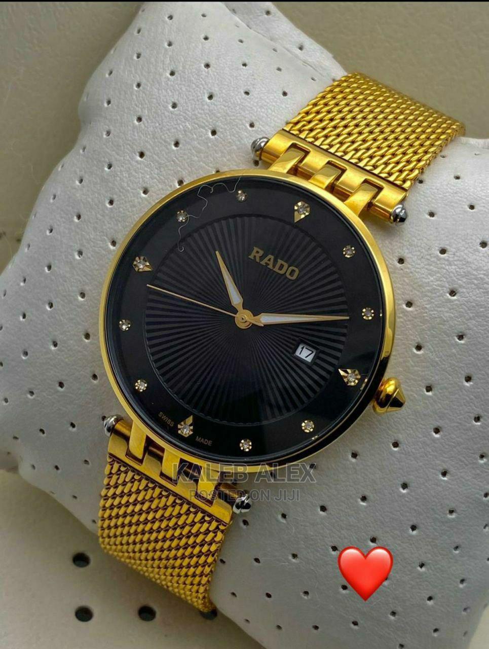 Richard Mille -rado -audemars Piguet -emporio Armani | Watches for sale in Bole, Addis Ababa, Ethiopia