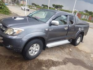 Toyota Hilux 2008 2.5 D-4d Extra Cab Gray | Cars for sale in Addis Ababa, Bole