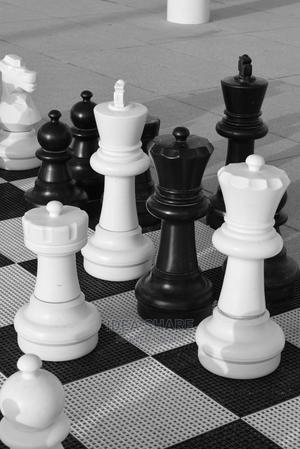Chess Playing Set With Board | Books & Games for sale in Addis Ababa, Yeka