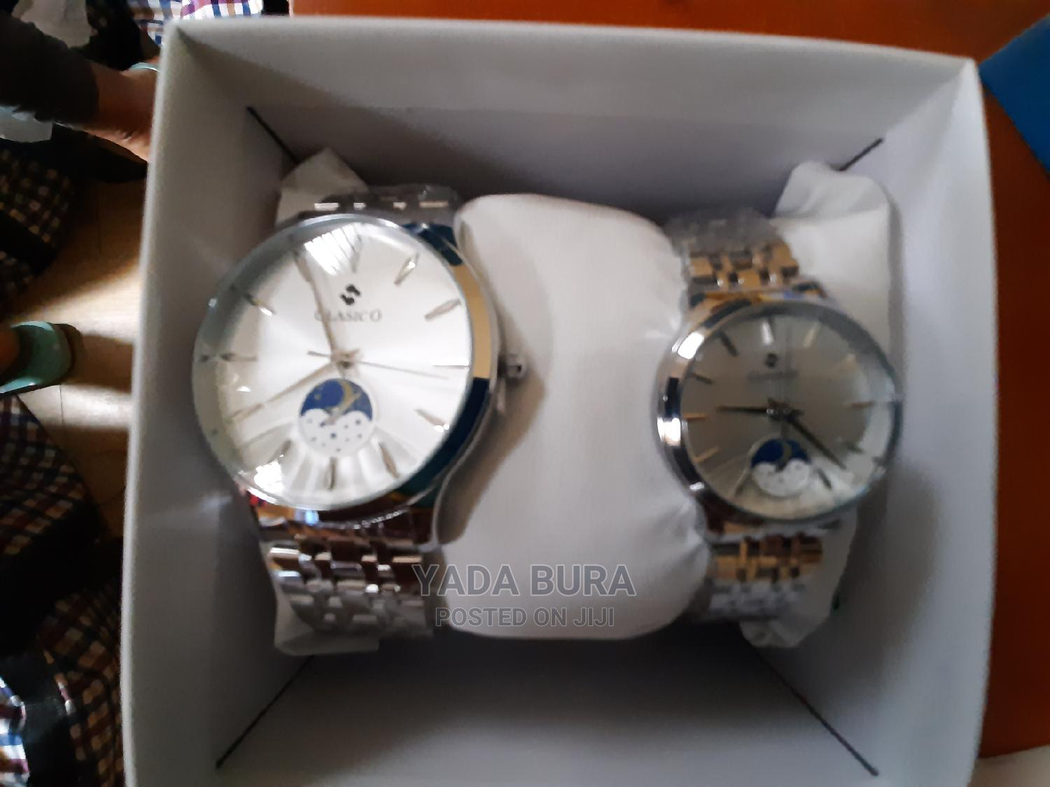 Clasico Couples Watch   Watches for sale in Bole, Addis Ababa, Ethiopia