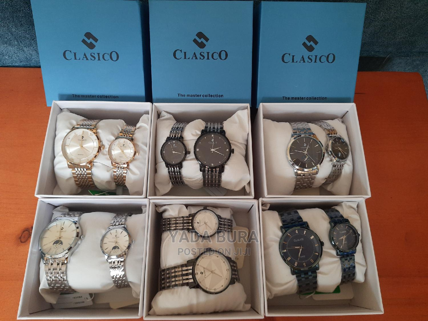 Clasico Couples Watch