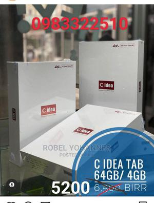 New C Idea CM3000+ 64 GB Black | Tablets for sale in Addis Ababa, Kirkos