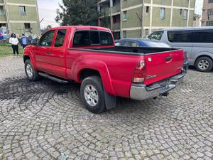 Toyota Tacoma 2008 4x4 Access Cab Red   Cars for sale in Addis Ababa, Yeka