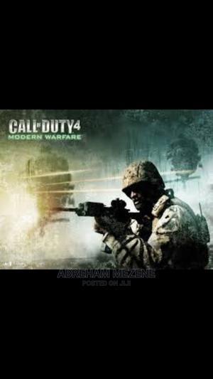 Call Of Duty 4:Modern Warfare (COD4:MW) | Video Games for sale in Addis Ababa, Kolfe Keranio