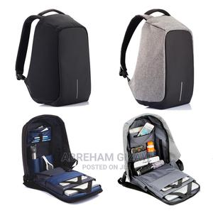 Anti-Theft Backpack 18 Inch Smart Water Resistant Bag | Bags for sale in Addis Ababa, Bole