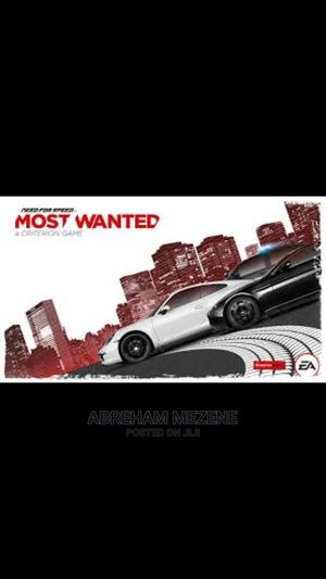 Need For Speed :Most Wanted | Video Games for sale in Addis Ababa, Kolfe Keranio