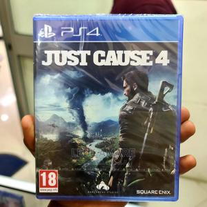 New Ps4 Games Just Cause 4.The Last Of Us, Blood Borne | Video Games for sale in Addis Ababa, Bole