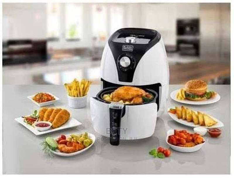 Black and Decker Aerofry, | Kitchen & Dining for sale in Nifas Silk-Lafto, Addis Ababa, Ethiopia