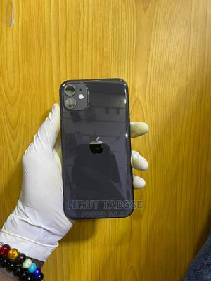 Apple iPhone 11 128 GB Black | Mobile Phones for sale in Addis Ababa, Addis Ketema
