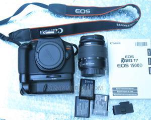 Canon Rebel T7 Camera | Photo & Video Cameras for sale in Addis Ababa, Bole