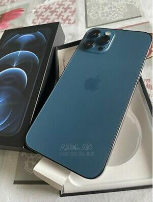 New Apple iPhone 12 Pro Max 256 GB Blue | Mobile Phones for sale in Addis Ababa, Akaky Kaliti