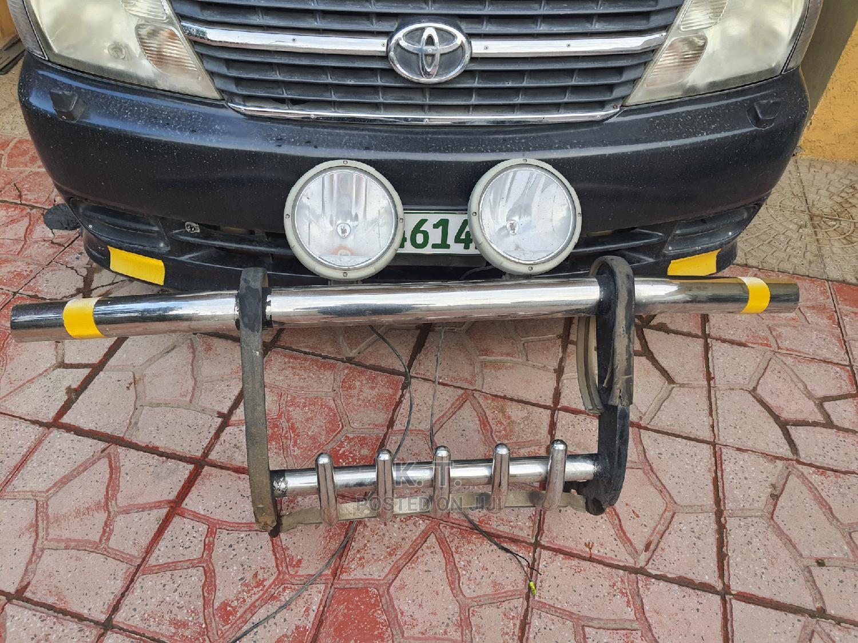 Toyota Bumper Guard Excellent Condition