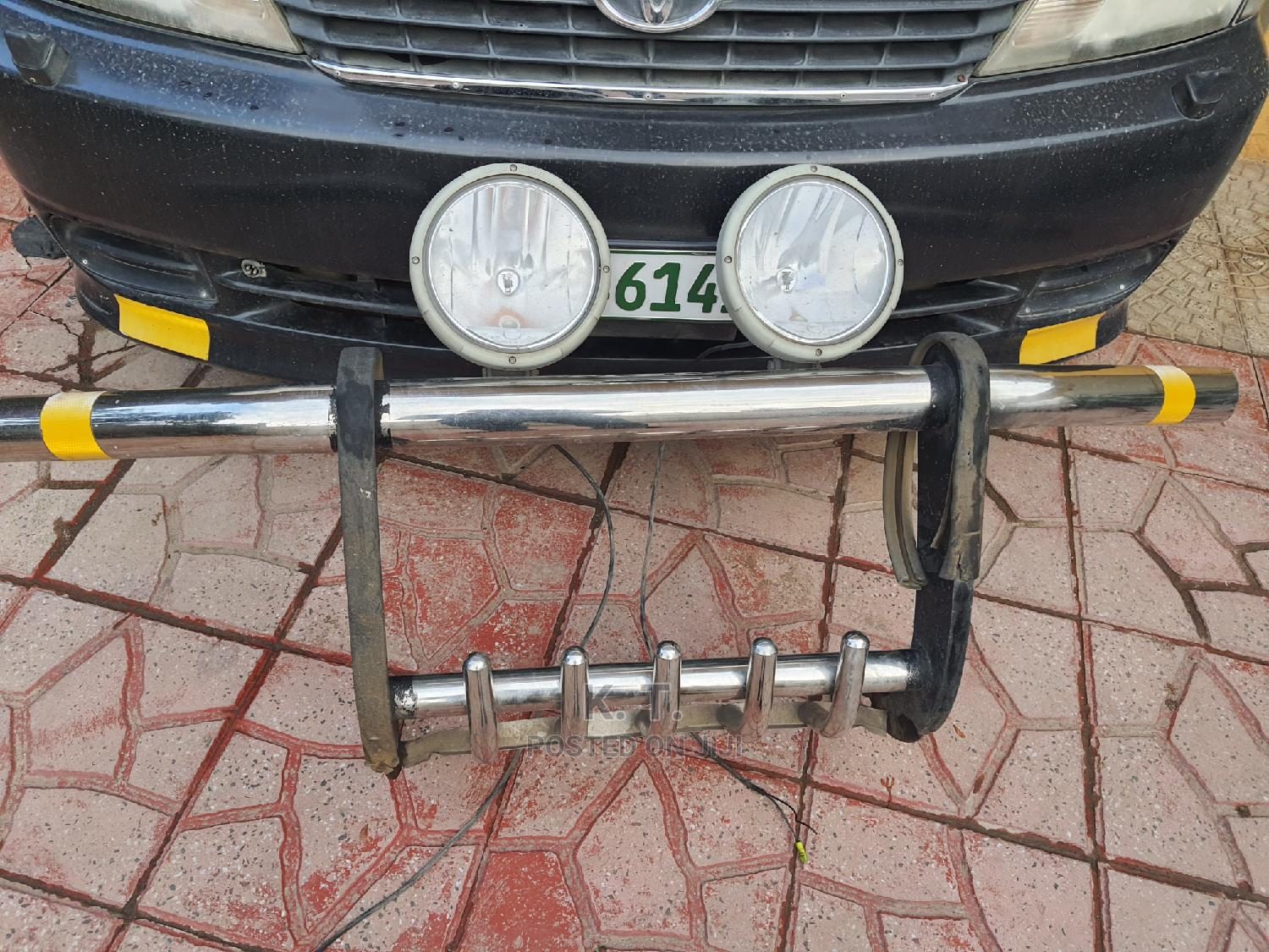Toyota Bumper Guard Excellent Condition | Vehicle Parts & Accessories for sale in Nifas Silk-Lafto, Addis Ababa, Ethiopia