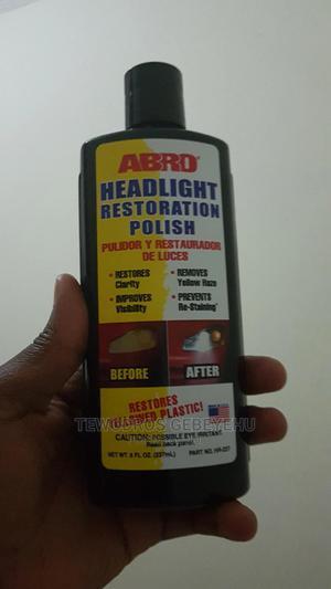 Abro Headlight Restoration Polish | Vehicle Parts & Accessories for sale in Addis Ababa, Bole