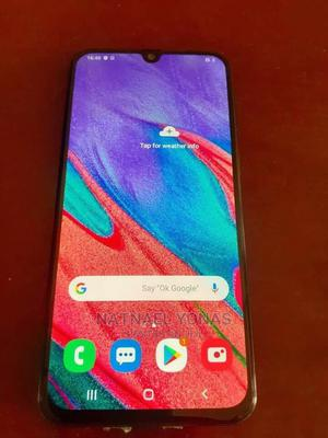 New Samsung Galaxy A40 64 GB Black | Mobile Phones for sale in Addis Ababa, Addis Ketema