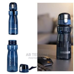 Water Bottle 750 ML/Blue | Kitchen & Dining for sale in Addis Ababa, Lideta