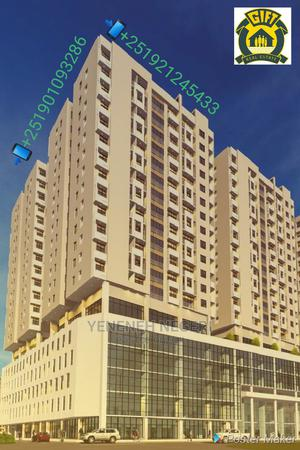 Shops and Apartments | Commercial Property For Sale for sale in Addis Ababa, Yeka