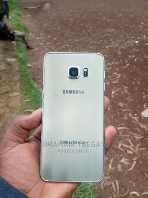 Samsung Galaxy S6 Edge Plus 32 GB Gold | Mobile Phones for sale in Addis Ababa, Addis Ketema