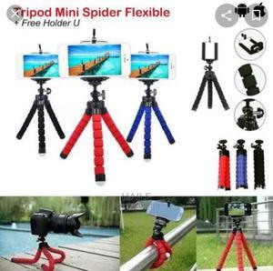 Spider Flexible Tripod (Original) | Accessories & Supplies for Electronics for sale in Addis Ababa, Kolfe Keranio