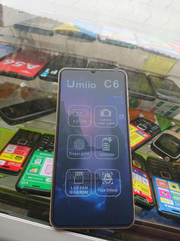 New Umi C1 16 GB Gold   Mobile Phones for sale in Arada, Addis Ababa, Ethiopia