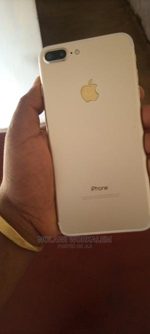 Apple iPhone 7 Plus 128 GB Silver | Mobile Phones for sale in Amhara Region, Agew Awi