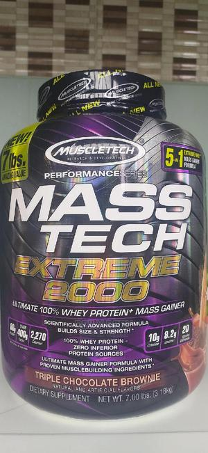 Mass-tech Extreme 2000   Vitamins & Supplements for sale in Addis Ababa, Bole