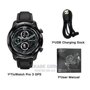 Ticwatch Pro 3 GPS | Smart Watches & Trackers for sale in Addis Ababa, Bole
