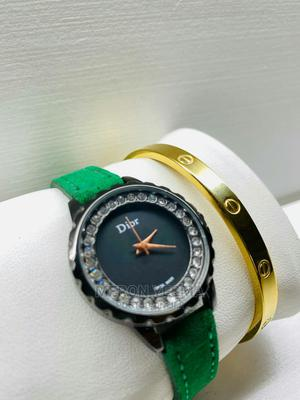 Dior Ladies Watch Wz Bracelet   Watches for sale in Addis Ababa, Nifas Silk-Lafto