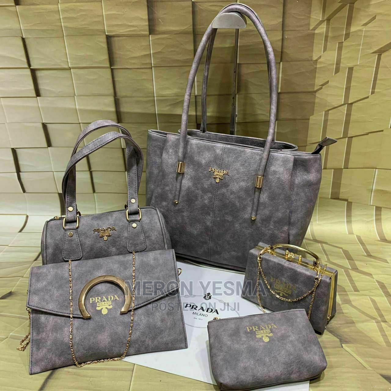 Prada 5 in 1 Ladies Bag
