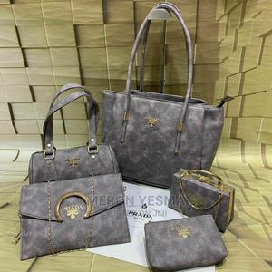 Prada 5 in 1 Ladies Bag | Bags for sale in Addis Ababa, Nifas Silk-Lafto