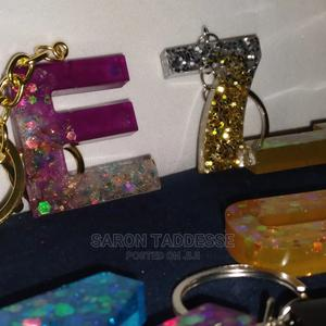 Epoxy Resin Key Holder   Jewelry for sale in Addis Ababa, Akaky Kaliti