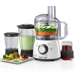 Black and Decker Food Processer | Kitchen Appliances for sale in Addis Ababa, Kirkos