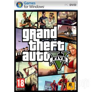 Grand Theft Auto 5 (GTA 5) PC Version | Video Games for sale in Addis Ababa, Nifas Silk-Lafto