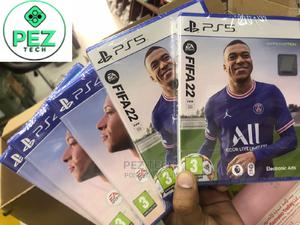 FIFA 22 Ps4 | Video Games for sale in Addis Ababa, Nifas Silk-Lafto