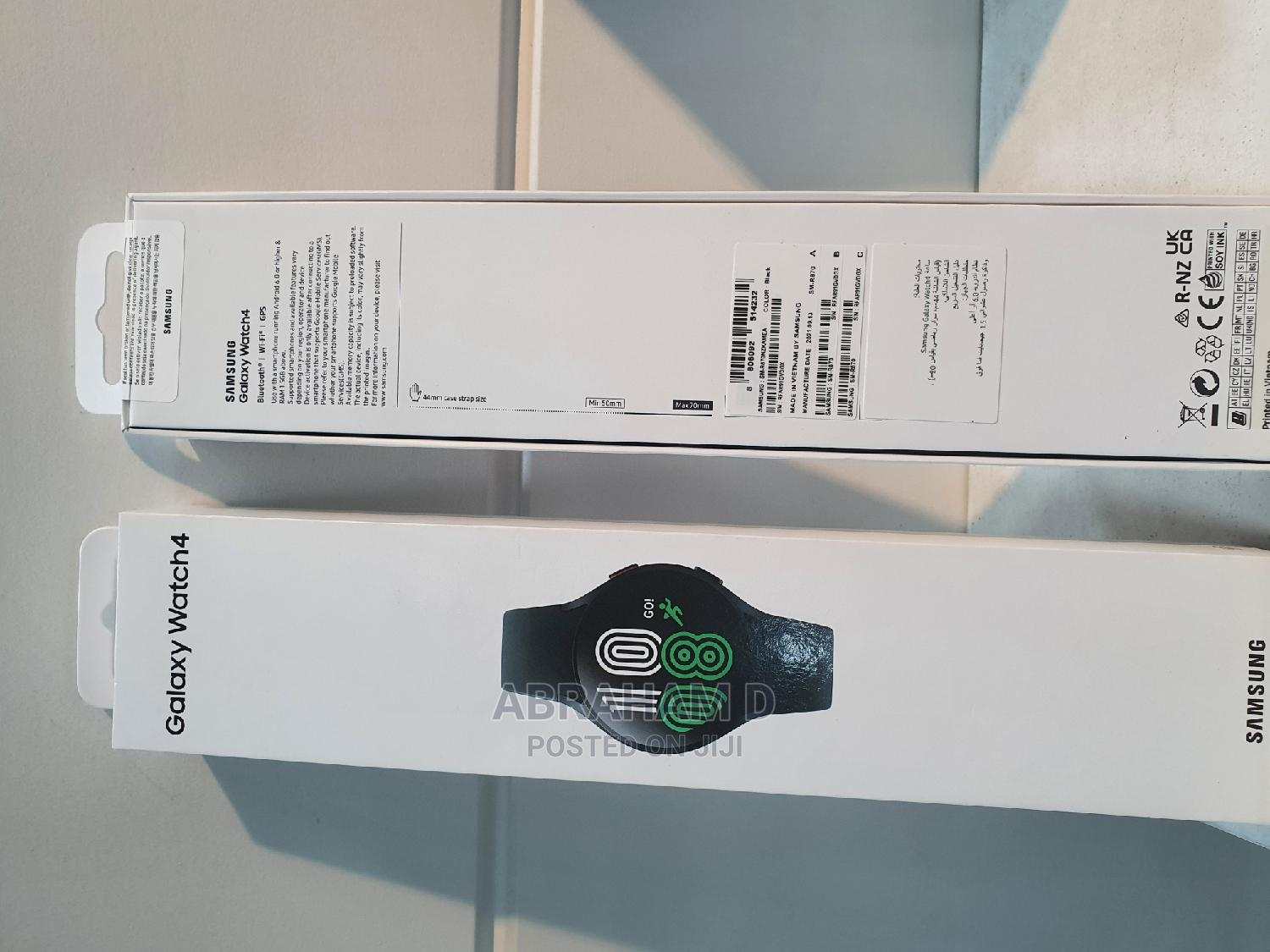 Samsung Smart Watch 4  | Smart Watches & Trackers for sale in Bole, Addis Ababa, Ethiopia
