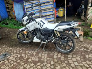 TVS Apache 180 RTR 2016 White | Motorcycles & Scooters for sale in Oromia Region, Adama