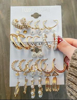 Earring 18 Piece | Jewelry for sale in Addis Ababa, Bole