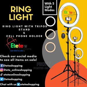 Ring Light | Accessories & Supplies for Electronics for sale in Addis Ababa, Kirkos