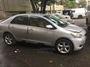 Toyota Yaris 2008 1.3 VVT-i Automatic Silver | Cars for sale in Addis Ababa, Bole