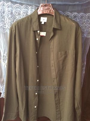 H M Shirt - Best Quality From Germany | Clothing for sale in Addis Ababa, Gullele