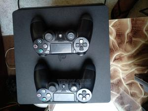 Playstation 4 Slim   Video Game Consoles for sale in Addis Ababa, Nifas Silk-Lafto