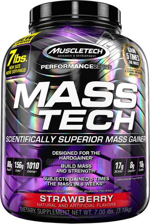 Mass Gainer | Vitamins & Supplements for sale in Addis Ababa, Kolfe Keranio